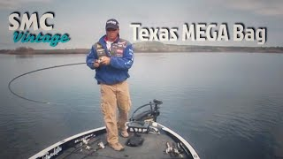BIG BASS in Texas - 10 Pounder and More! Vintage SMC