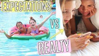 Summer Expectations vs Reality! FT. Klailea Janine