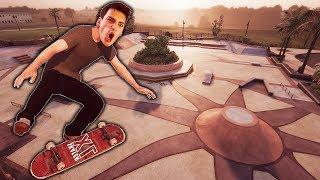 I SKATED A BRAND NEW SKATEPARK?! (Skater XL)