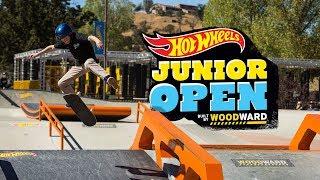 Hot Wheels Junior Open 2018 at Woodward West