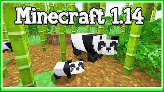 Vad är nytt i Minecraft 1.14?!
