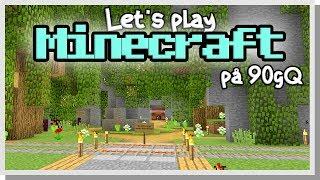 LP Minecraft på 90gQ #118 - Djungel i Nirethia!