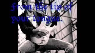 Kenny Wayne Shepherd - Blue on black (With lyrics)