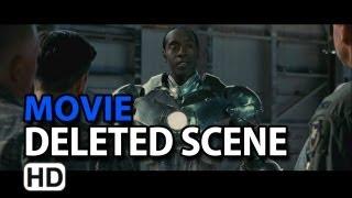 Iron Man 2 (2010) Deleted Scene ″Rhodey in Mark 2″