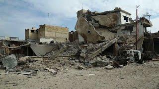 Hospitais bombardeados na Síria