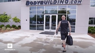 Jim Stoppani Comes Home To Bodybuilding!