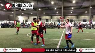 Deportivo Guerrero vs. Guadalajara Champions Liga Latinoamericana