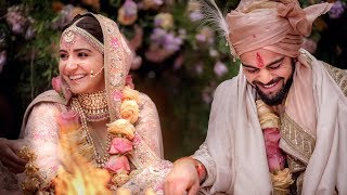 First pictures: Anushka Sharma and Virat Kohli tie the knot in Italy
