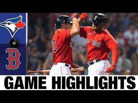 Blue Jays vs. Red Sox Game Highlights (7/26/21) | MLB Highlights
