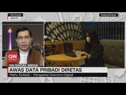 Awas Data Pribadi Diretas