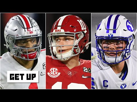 How fast will the top 5 QBs be taken in the 2021 N…