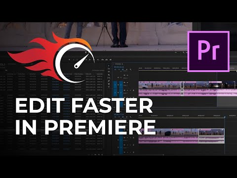 5 Tips to Edit FASTER in Premiere Pro