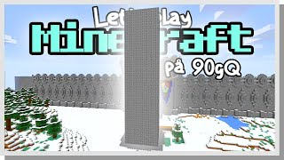 LP Minecraft på 90gQ #137 - STÖRSTA ROSTBIFFEN!