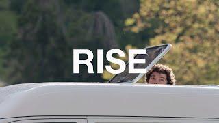Jacopo Larcher's ″Rise″