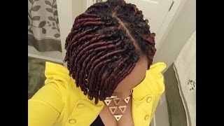 video finger coils twa tapered fro