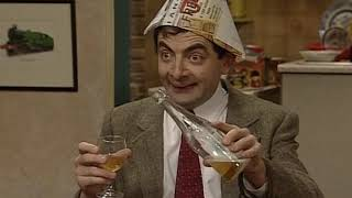 New Year, Same Bean | Funny Clips | Mr Bean Official