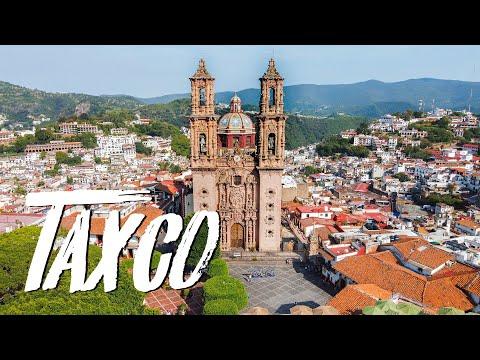 TAXCO, el PUEBLO MÁGICO platero, 4K | ¿Qué hacer y cuánto cuesta?