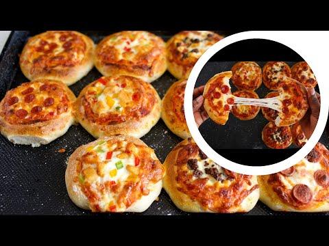 MINI PIZZA // Easy and Delicious