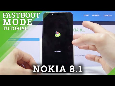 How to Use Fastboot Mode in Nokia 8.1 – Exit Nokia Fastboot