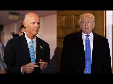 RICK SCOTT 57,000 VOTE FLORIDA LEAD DOWN TO 15,000 AFTER ELECTION OFFICIALS FIND NEW BALLOTS