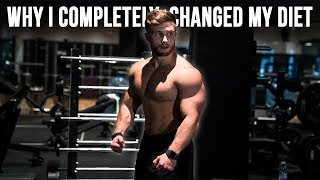 Why I Completely Changed My Diet | Physique Update (Lost 10 lbs!)