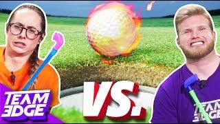 Speed Golf Challenge!   Golf It