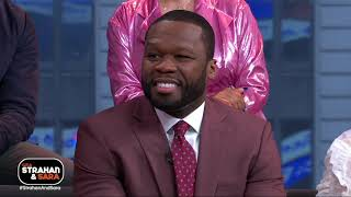 The Cast Of ″Power″ On ″Strahan And Sara″! - Full Interview