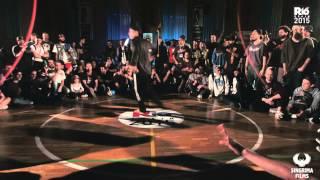 R16 Spain 2015 | LIL-G VS HUSKY HASK ( 20 ROUNDS) | SINGRIMA BATTLES