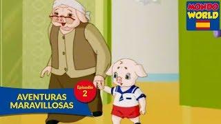 AVENTURAS MARAVILLOSAS / HAPPY ADVENTURES - Episodio 2 - ES