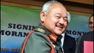 Zulkifli Zainal Abidin panglima baru angkatan tentera