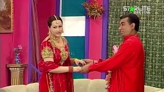 Sharmilay Nainu Wali Nargis and Deedar New Pakistani Stage Drama Full Comedy Funny Play