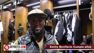 Feliz cumpleaños Emilio Bonifacio de White Sox