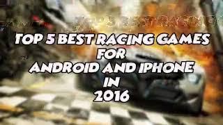 Top 5 racing games must watch