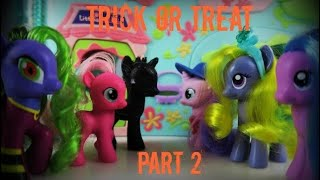 MLP: Trick or Treat (Horror/Comedy) Part 2