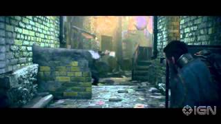 The Order 1886 3 minutes of gameplay
