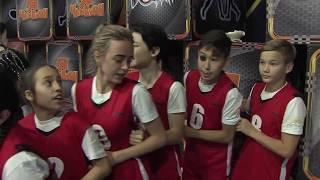 Спарта - Стрела. Республика - 2016 Видео со съемок. - Children's sports game