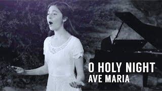 O Holy Night / Ave Maria ft. Lexi Walker - The Piano Guys