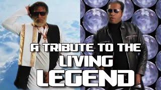 Rajinikanth vs. Rajinikanth Rap Battle - Birthday Special || Shudh Desi Raps
