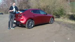 2020 Mazda3 - First Drive Test Review