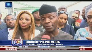 FG Seeking Ways To Ease Cost Of Prepaid Meters For Nigerians