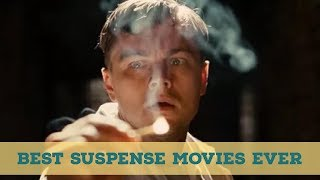 top 10 Suspense Thriller Movies all time - best thrillers !!!