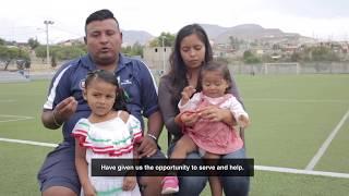 2017 HOPE worldwide Tijuana Community Service Brigade