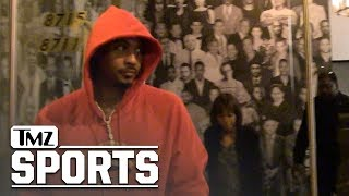 Carmelo Anthony Shuts Down Theory He Started Lakers, Rockets Fight | TMZ Sports