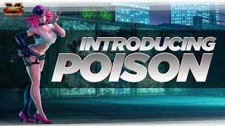 SFV: Character Introduction Series – Poison