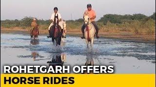 Sponsored - Rajasthan's Rohetgarh : Exploring Micro Destinations