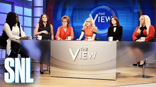 The View: Jenny McCarthy on Vaccines - SNL