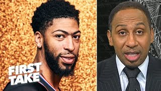 The Lakers as 2020 title favorites is 'valid' – Stephen A. | First Take