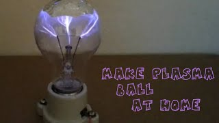 Make plasma ball in rocket zapper