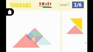 Animal puzzle games for children - BiBoBi