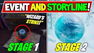 *NEW* Fortnite UPDATE: ″GIANT BALL″ STORYLINE EXPLAINED! + SNOW STORM EVENT INBOUND! Season 7 Ending